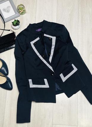 Идеальный пиджак шикарного кроя