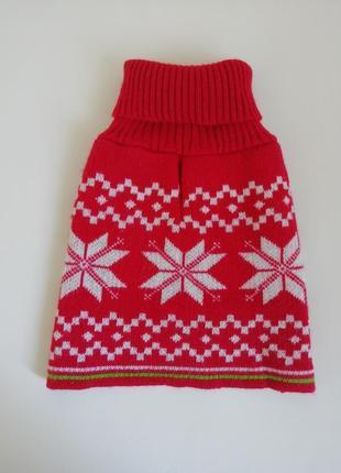 Пальто свитер одежда для собаки