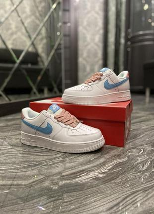 Nike air force 1 low 🔺женские кроссовки найк белые 🔺36-41
