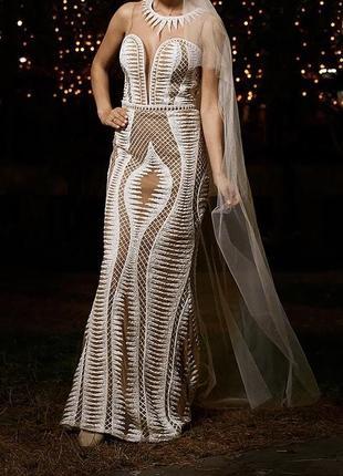 Свадебное, выпускное, вечернее  платье2 фото