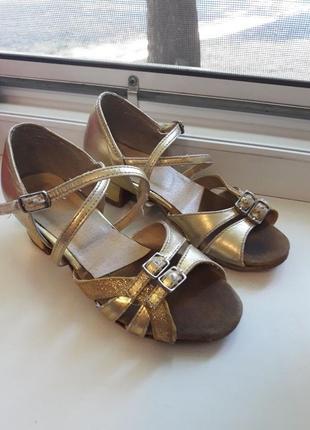Туфли для бальных танцев 17.5 см