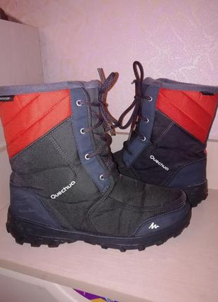 Термо ботинки quechua , мембрана novadry