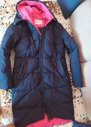 Зимня куртка)