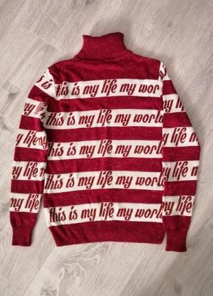 Гольф свитер водолазка