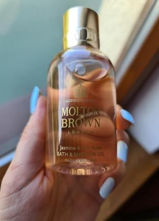 Гель для душа molton brown