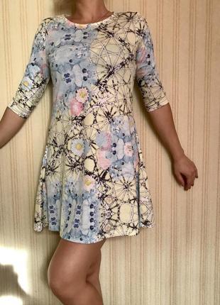 Очень приятное к телу платье