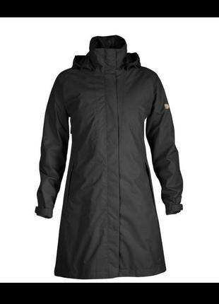 Fjallraven hydratic удлиненная куртка водонепроникна спорт