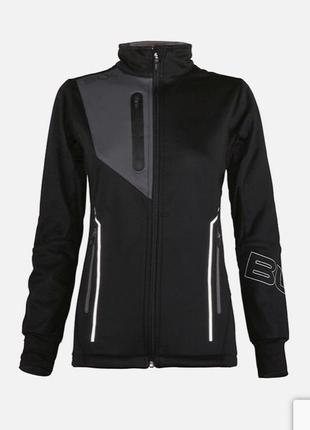 Куртка blk carbon pro 5 черная женская