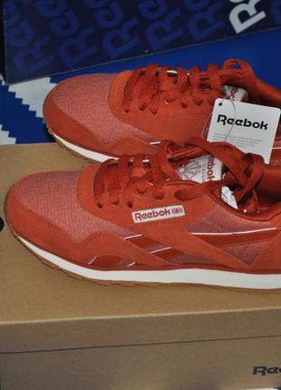 Reebok cl nylon 34.5 23.0 кроссовки женские новые