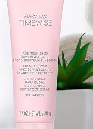 Денний крем з spf 30 timewise® age minimize