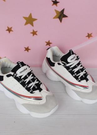 Стильные кроссовки 35, 36, 37 размера