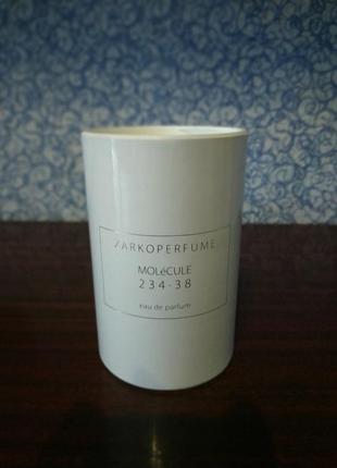 Molecule 234. 38 zarkoperfume