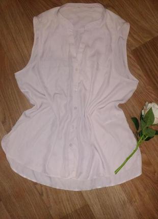 Блузка шифоновая h&m