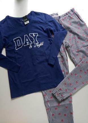 Домашний комплект пижама от немецкого бренда esmara л