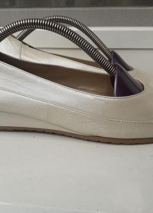Итальянские кожаные туфли bagnoli