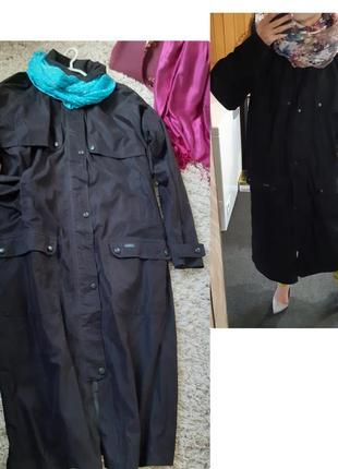 Актуальный стильный плащ/удлиненная куртка,aigle, p. 46-48