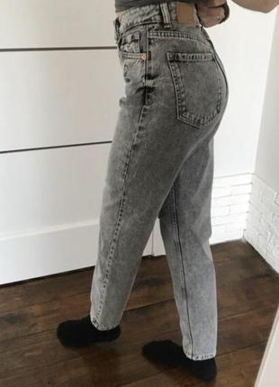Мом джинсы от bershka