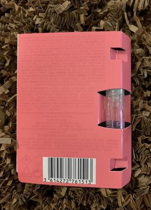 Пробник парфюмированной воды valentino donna born in roma2 фото