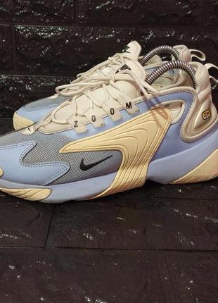 Nike w zoom 2k
