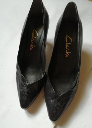 Туфли натуральная кожа, р 39