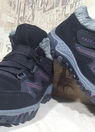 Fashion зимние ботинки