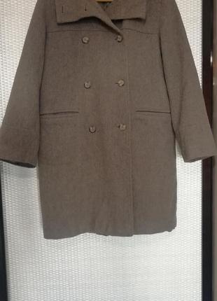 Пальто зимнее l.o.g.g. размер м-l осень - зима