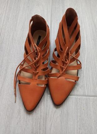 Стильні туфлі forever21