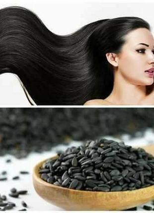 Шампунь укрепляющий для волос с черным тмином фармаси турция