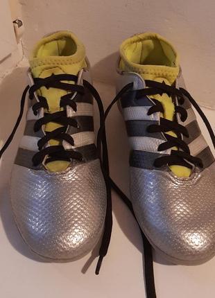 Бутсы копки adidas