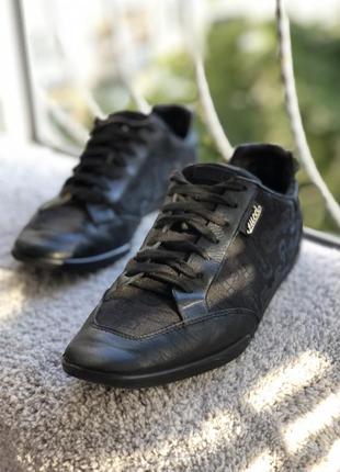 Фирменные кожанные туфли gucci 39 размер, по стельке 25-25,5 см