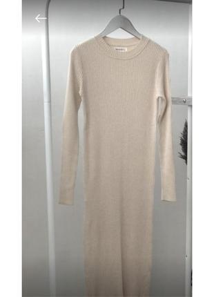 Потрясающее платье с кашемиром от итальянского бренда moni&co