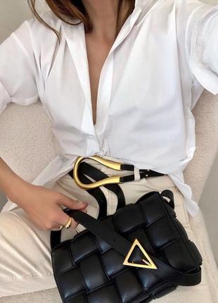 Распродажа🔥сумка сумочка в стиле bottega veneta cassette ботега венета
