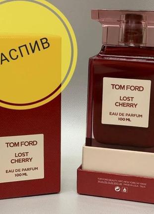 Tom ford lost cherry распив 10мл3 фото