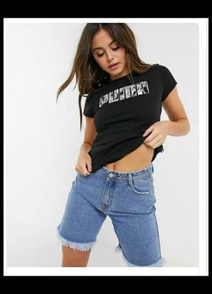 Черная футболка puma оригинал
