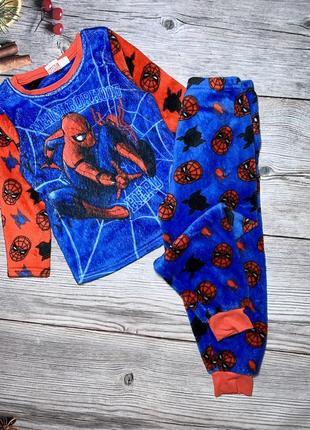 Бомбезная пижама человек паук