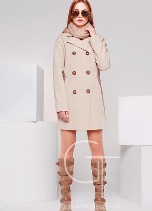 Пальто x-woyz 48 розмір