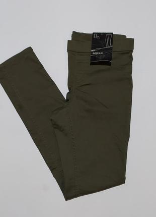 H&m оригинал новые зауженные джинсы штаны размер 38 164/72a