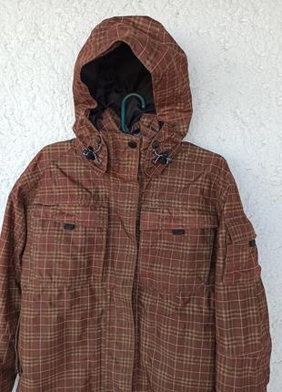 Куртка celsius s мембрана 5000 k waterproof breathable лыжная теплая