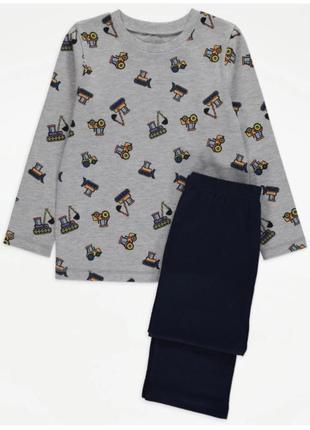 Пижама для мальчика рр.92-128 george (джордж)