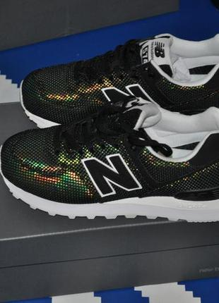 New balance мега крутые яркие кроссовки ориг 36