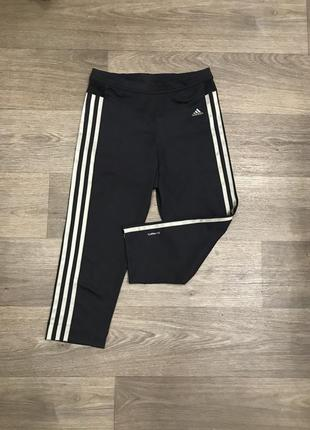 Adidas s-m спортивные лосины лосіни леггинсы