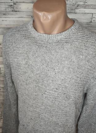 Легкий свитер вязка
