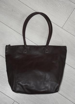 Объемная и вместительная сумка marks&spencer оригинал