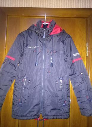Куртка для мальчика зима ,осень