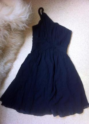 Платье warehouse из шифона