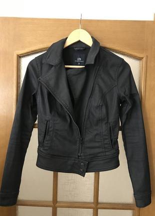 Джинсовая куртка косуха ltb джинсовка бренд оригинал ltb