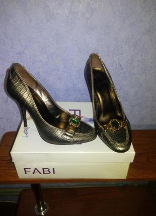 Туфли оригинальные fabi