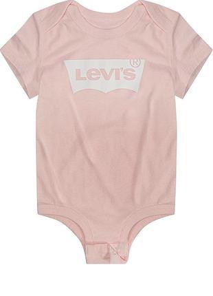 Levi's детский бодик 0-3 м