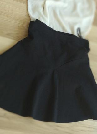 Черная базовая юбка от dorothy perkins