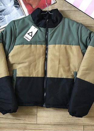 Куртка пуфер😍